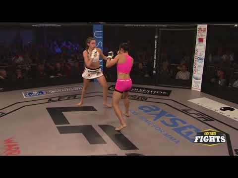 Sabina Mazo Scores Another Highlight Reel Knockout at LFA 23