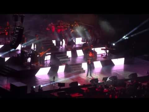 HD Concierto de Marc Anthony Newark Febrero 14, 2014 Videos De Viajes
