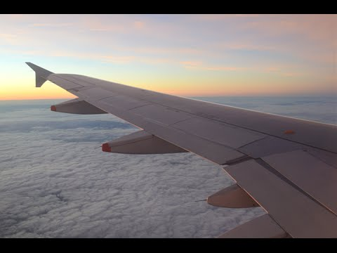 British Airways BA811 Copenhagen (CPH) - London Heathrow (LHR) *FULL FLIGHT* Airbus A320 G-TTOE