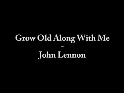 Grow Old Along With Me (Cover)