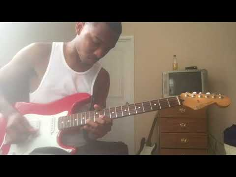 King of Pain (The Police) Guitar cover by Darren Henderson