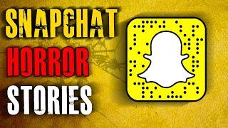 5 TRUE CREEPY Snapchat Horror Stories | True Scary Stories