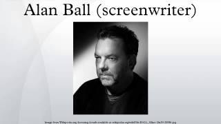 Alan Ball (screenwriter)