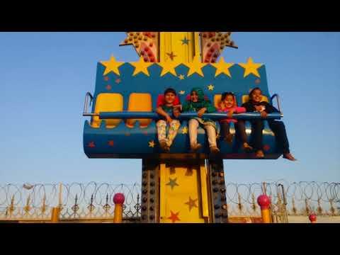 Children enjoying at Hill Park Karachi 60fps full HD