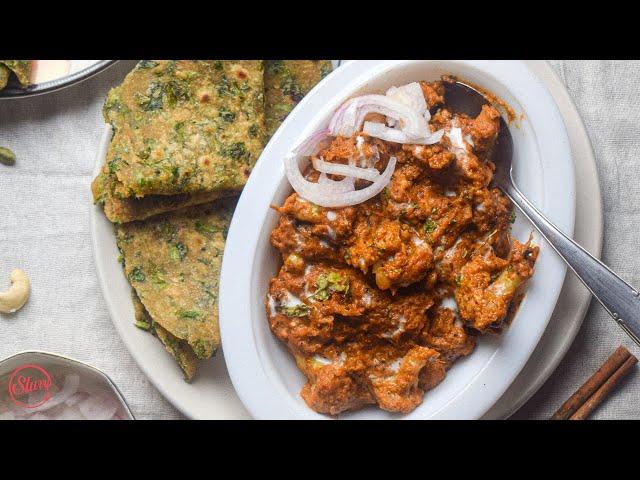 Vegan Gobhi Makhani | Vegan Cauliflower Curry | Vegan Creamy Cauliflower Curry
