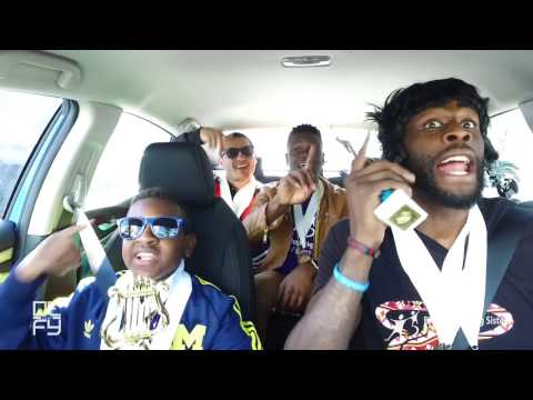 Miami Heats Willie Reed - Car Karaoke