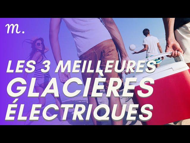🥇TOP 3 GLACIERES ELECTRIQUES (2020)