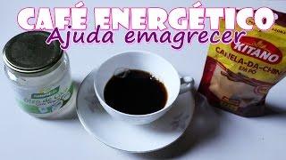 Café EMAGRECE? Como preparar um café ENERGÉTICO que EMAGRECE