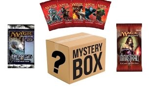 Mystery Random MTG Pack Lot Unboxing