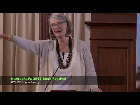 2018 Book Festival: Louise Penny