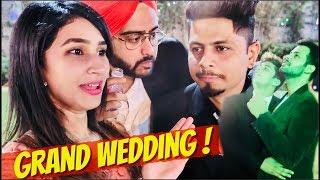 GRAND INDIAN WEDDING KA VLOG  (Don't Miss it)!