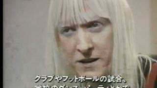Rick Derringer and Edgar Winter Interview in Japan