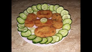 Patoto cutlets Easy cooking with as
