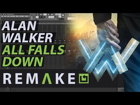 Alan Walker ► All Falls Down (Remake) // FL STUDIO // Free Download