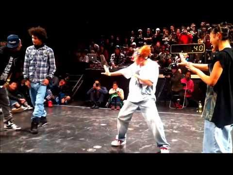 Видео, Les Twins best 2 dancers in the world Battle .mp4