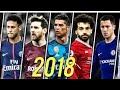 Los Mejores Goles De La UEFA champions league 2017-18 HD
