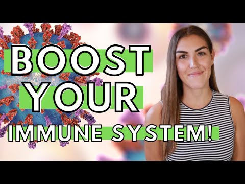 How to Strengthen Your IMMUNE SYSTEM | 4 Easy Strategies You Can Start TODAY!