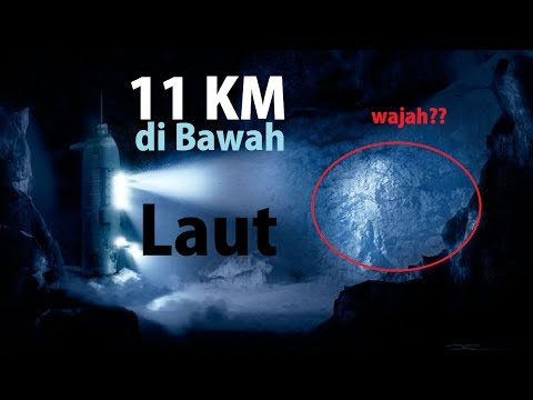 Ada Hewan Purba Raksasa 11 KM di Bawah Laut!, pada Ekspedisi Penyelaman Palung Mariana!