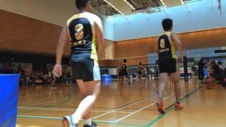 2016 外展計劃排球比賽初賽 vs 怡文中學