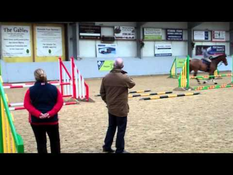 British Showjumping 2011 Coaches Conference at Myerscough College.avi