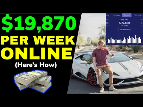$19,870 A Week From An Internet Business thumbnail