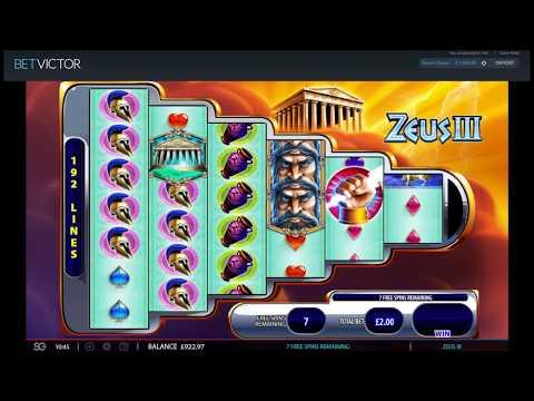Online Slot Bonus Compilation - Bet Victor Cash Draw Included