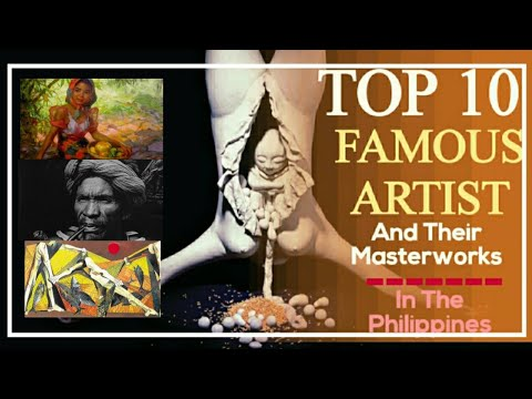 Top 10 Famous Artists In The Philippines