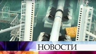 Финляндия дала второе необходимое разрешение на строительство газопровода «Северный поток -2».