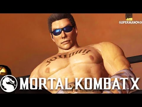 MY FAVORITE JOHNNY CAGE WITH THE QUITALITY! - Mortal Kombat X