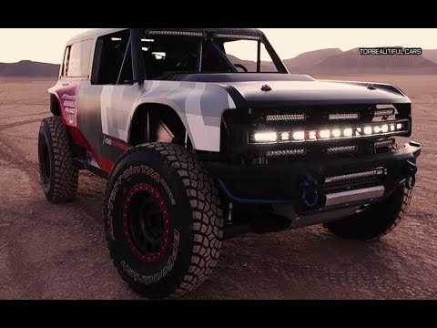 Ford Bronco 2021 Introducing