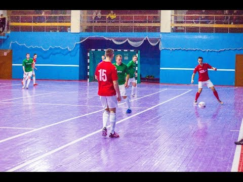 Обзор матча #itliga RIA.com - Infopulse United (15 сезон, осень 2017 года)