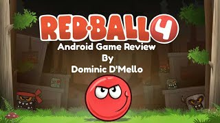 Red Ball 4 - Android Game Review