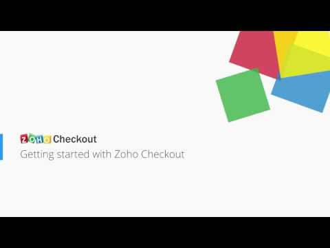 Zoho Checkout Overview