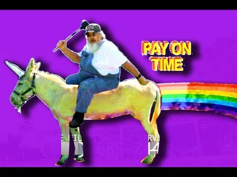 DING! TRASHICORN (Heavy Hill Commercial)