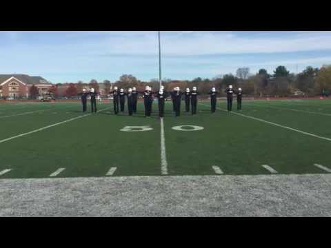 Stonehill College Dance Team - Senior Day 2015