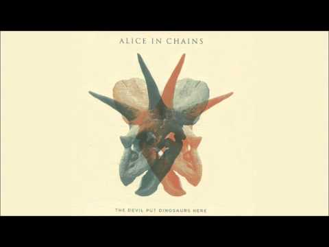 Alice In Chains - The Devil Put Dinosaurs Here (HD)