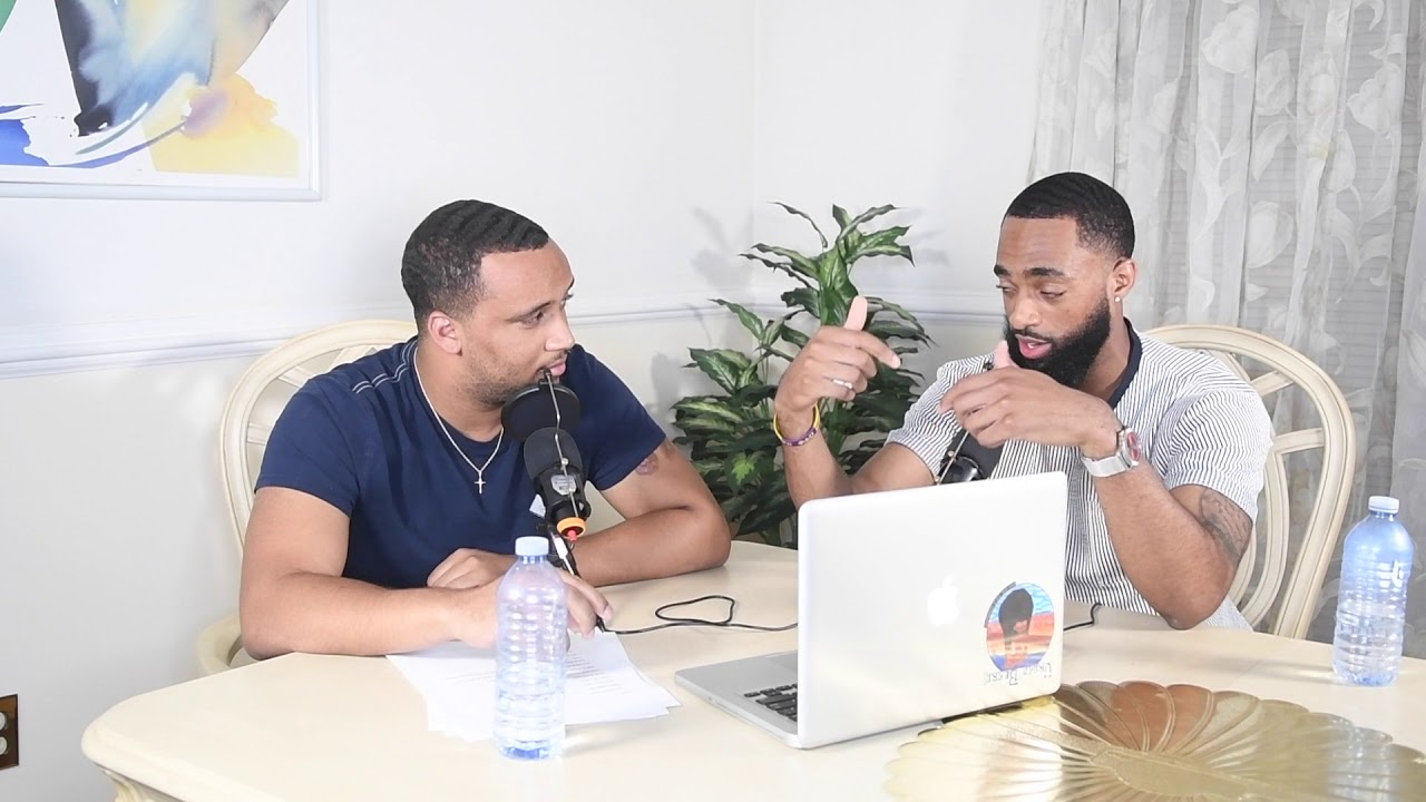 Game Of Faith Podcast #3 Creating Your Vision Into Reality - Cedric Moore