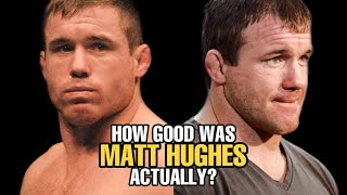 How GOOD was Matt Hughes Actually?