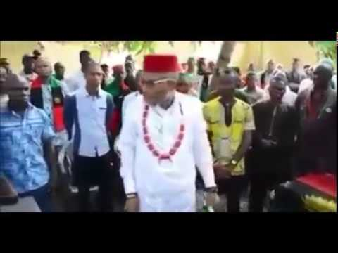 Biafrexit: Kanu Vomits Another Secret Just NOW (LIVE!)