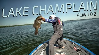 I NEED BIGS on Lake Champlain - The Chase Begins