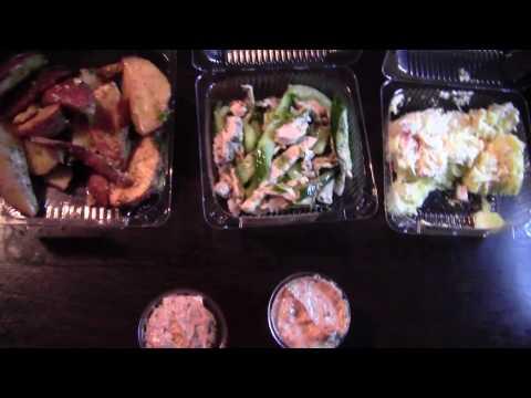 Обзор готовых блюд (кулинария) из супермаркета Сильпо - Простые вкусные домашние видео рецепты блюд