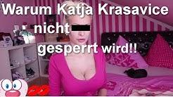 Warum Katja Krasavice nicht gesperrt wird❗
