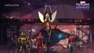 Marvel Future Fight: Wasp Spotlight