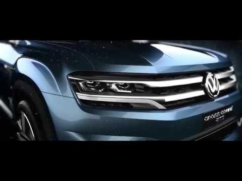 VW Cross Coupé GTE Weltpremiere - NAIAS Detroit 2015