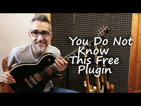 You Do Not Know This GUITAR FREE PLUGIN - Demo Test