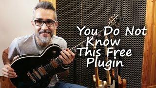 GUITAR FREE PLUGIN - JUICY 77 - Demo Test Mp3