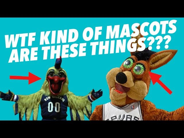 critiquing-every-ridiculous-nba-mascot-these-can-t-be-real