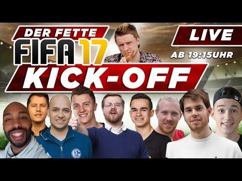 "FIFA17 Kick-Off bei BILD mit Yaya ""Sheesh"" Blank, Kai ""Deto"" Wollin, Erné FeelFIFA"