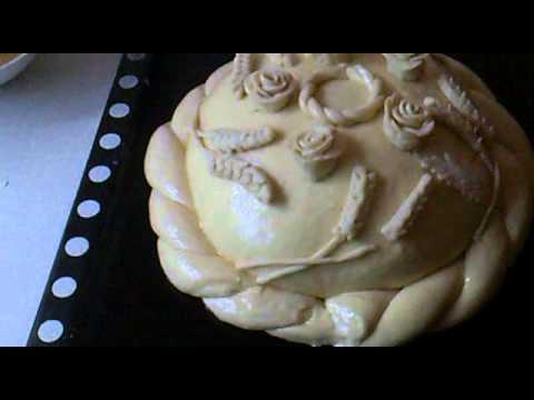 Свадебный каравай рецепт с фото пошагово