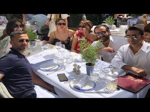Kareena Kapoor, Sonam And Saif Ali Khan Celebrate Karisma Kapoor's 44th birthday Mp3